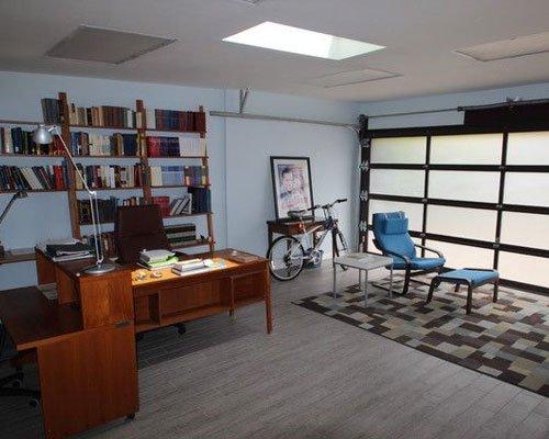 garage conversion office